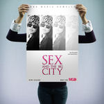 "Plakat Filmowy ""Sex and the big city"""